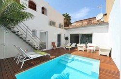 Beautifil Modern 3 Bed Townhouse Puerto Pollensa