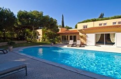 5 Bedroom Golf Villa In Vilamoura