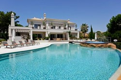 Stunning 6 Bed Luxury Quinta Do Lago Villa