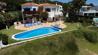 4 Bed Vale Do Lobo Villa
