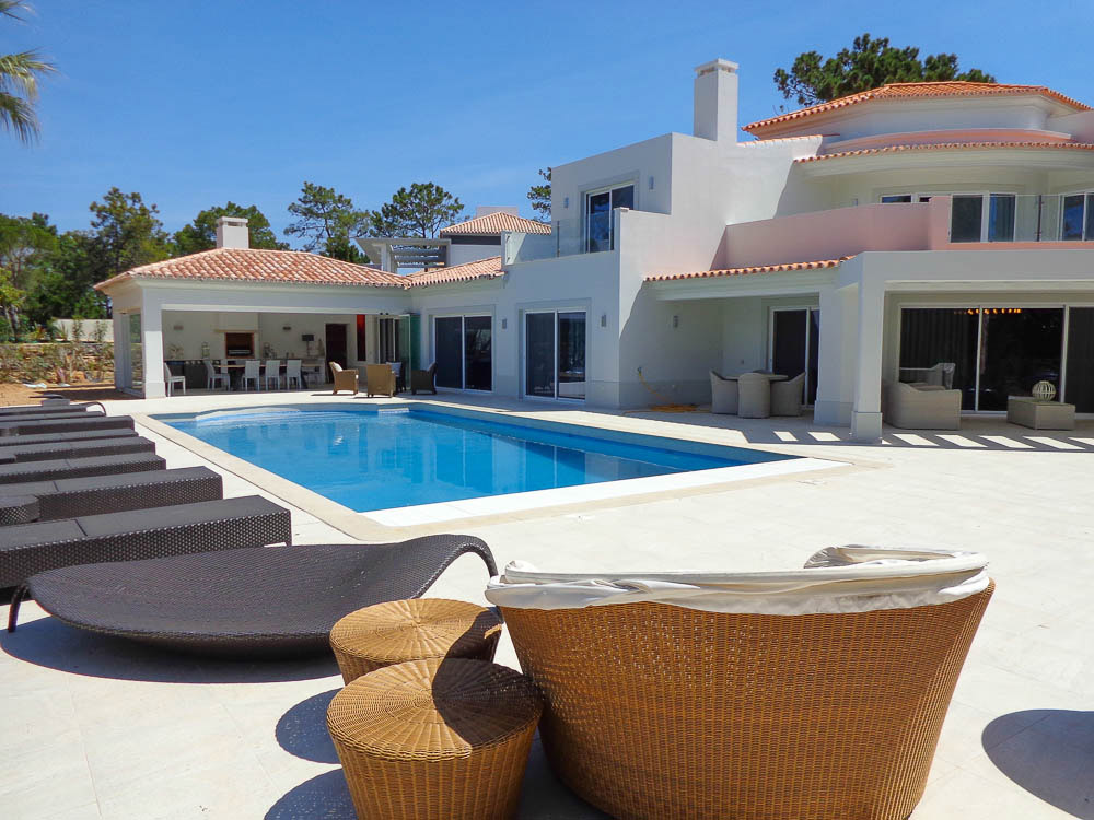 AH2564 - 6 Bed Monte Golf Quinta Do Lago Villa