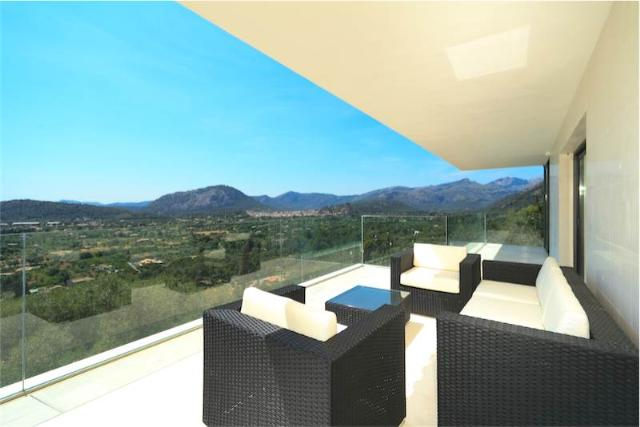 AH2296 - Villa In La Font Pollensa With Stunning Views