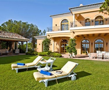 AH1665 - Luxury 4 Bedroom Algarve Villa, Vale Do Lobo