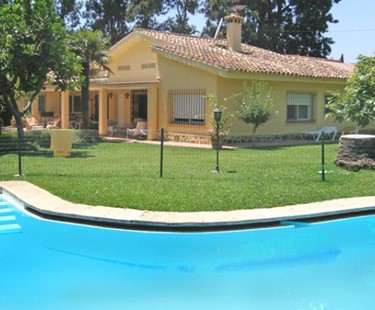 AH155 - 5 Bed Villa To Rent In San Pedro