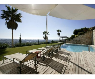 AH2051 - Luxury 5 Bed Villa In San Pedro With Panoramic Views