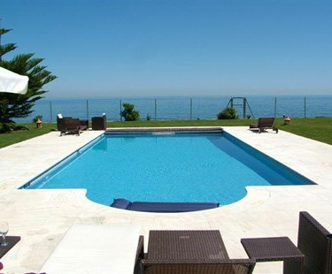 AH2226 - Luxury 6 Bedroom Beachfront Villa in Marbella