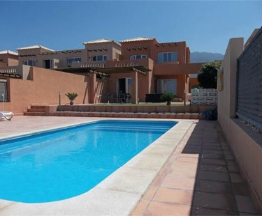 AH2310 - Costa Adeje Golf Villa With Heated Pool and Air Con