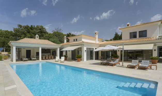 AH2874 - Beautiful 5 Bed Villa On Monte Golf Quinta Do Lago