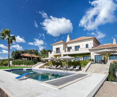 AH2458 - Luxury 6 Bed Villa in Countryside With Sea Views & Tennis Court