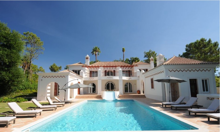 AH2467 - Unique Exclusive 6 Bedroom 6 Bathroom Villa in Quinta do Lago