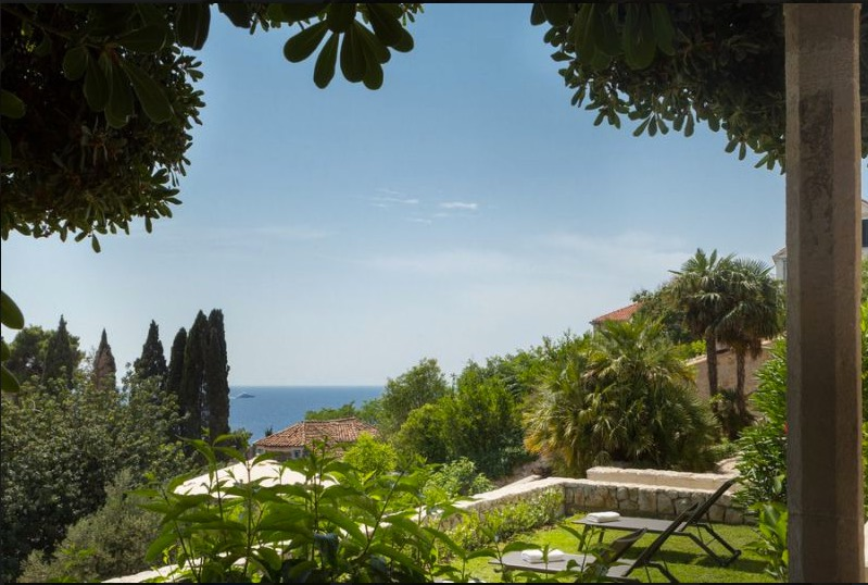 AH2950 - Stunning 7 bed Villa Walking to Dubrovnik With Sea Views