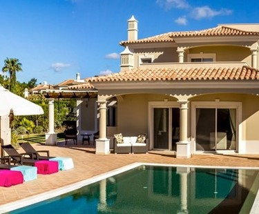 AH2893 - Luxurious 4 bed Dunas Douradas Villa 3 minutes walk to sandy beach