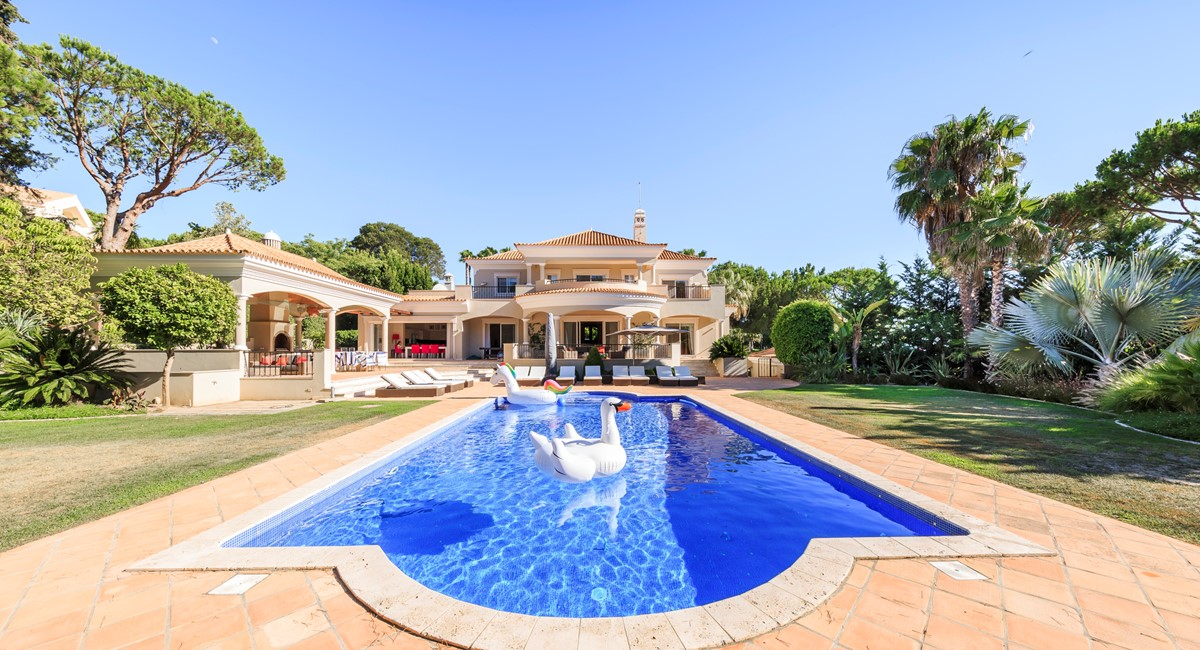 AH739 - 6 Bed Luxury Villa In Quinta Do Lago