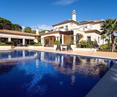 AH2961 - Beautiful 5 Bed Villa In The Heart Of Quinta Do Lago