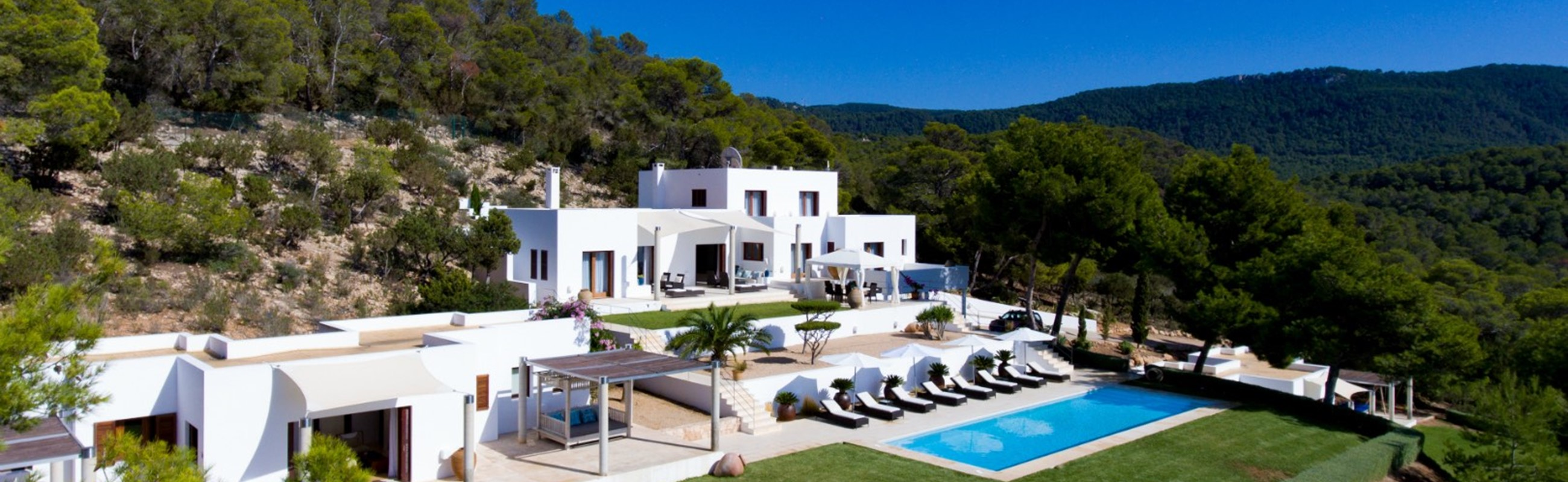 Luxury Holiday Villas To Rent In Ibiza Azure Holidays