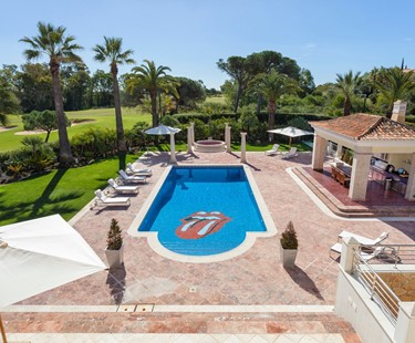 AH2969 - Luxury 6 Bed Quinta Do Lago Villa Walking To Beach