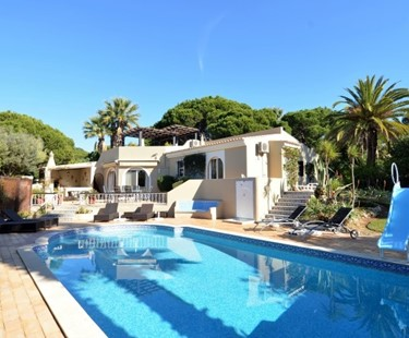 AH2985 - Beautiful 3 Bed Holiday Villa In Dunas Douradas