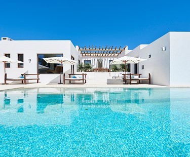 AH2912 - Private 5 Bed Villa In Cala Moli near Sant Josep