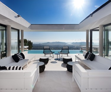 AH3009 - Stunning 6 Bed Luxury Villa Near Ibiza Town