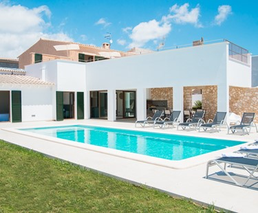 AH2432 - Modern 5 Bed Villa Located Close To Cala d'Or