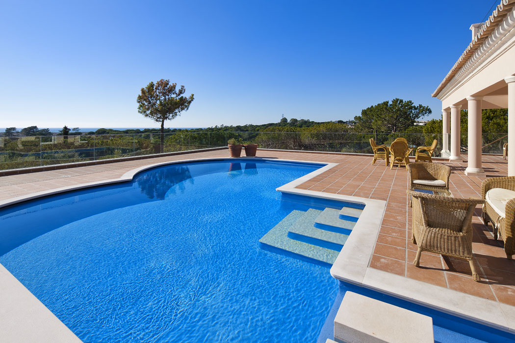 AH2356 - Outstanding 6 Bed Villa Duel Pool Villa In Quinta Do Lago