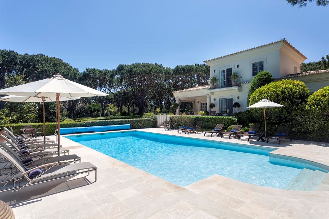 AH2656 - Lovely Large 5 Bed Villa In Quinta Do Lago
