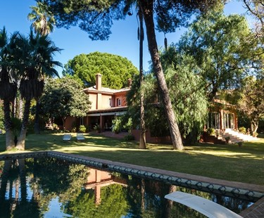 AH2191 - 5 Bed Luxury Villa In Nagueles Close to Marbella Town Centre