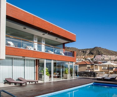 AH2182 - Luxury 3 Bedroom Holiday Villa in Costa Adeje