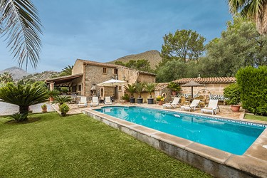 AH1062 - 3 Bed Villa On The Outskirts Of Puerto Pollensa