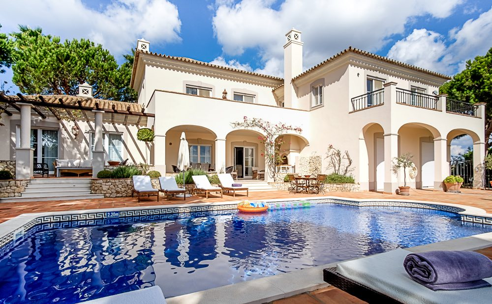 AH1456 - Four Bedroom Villa With Heated Pool Dunas Douradas