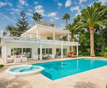 AH2755 - Modern 6 Bed Villa In Nueva Andalucía|Marbella Walking To Amenities