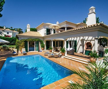 AH2257 - 5 Bed Detached Villa in Dunas Douradas