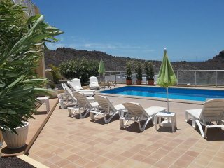 AH1027 - 5 Bed Villa With Superb Views In Fanabe