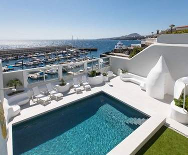 AH3032 - Luxury 4 Bed Candelaria Marina Villa With Sea Views