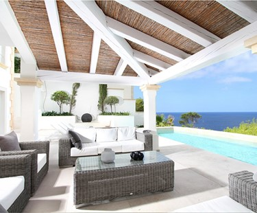 AH3033 - Luxury 5 Bed Holiday Villa in Puerto Andratx