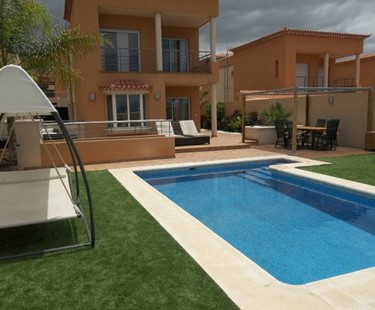 AH2521 - 3 bed Luxury Villa With Wifi in Puerto Santiago