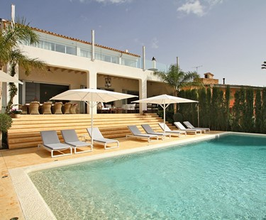 AH3035 - 6 Bed Palma Luxurious Villa With Sea Views and Private Heated Swimming Pool