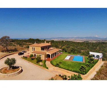 AH3036 - Luxury 6 Bed Private Estate in Palma