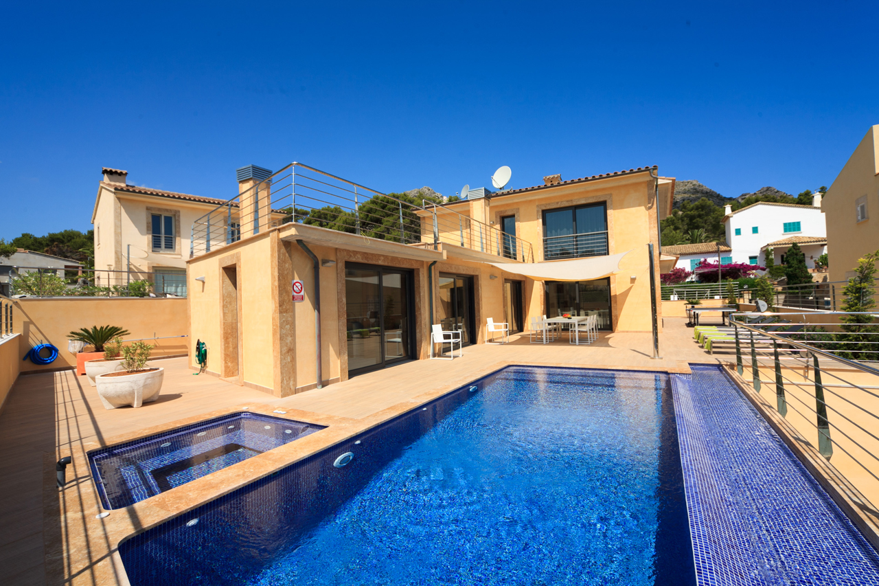 AH2550 - Stunning 4 Bed Luxury Cala Sant Vicente