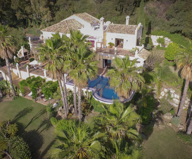AH1571 - Stunning 6 Bed in El Paraiso With Infinity Pool and Views