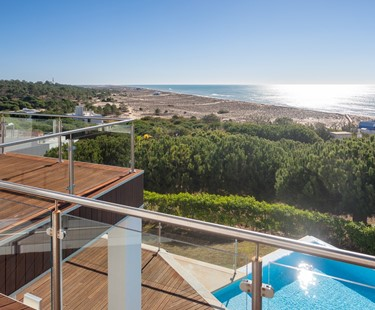 AH2787 - 5 bed frontline villa in the Oceano Clube | Vale Do Lobo