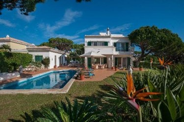 Luxury 3 Bed Vale Do Lobo Villa