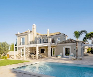 AH2873 - Stunning 6 Bed Luxury Villa Walking To Quinta Shopping