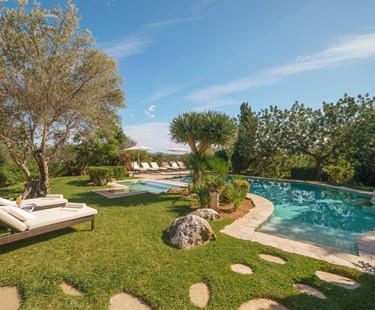 AH2868 - 6 bed Villa Pollensa With Heated Pool