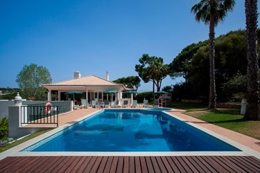 5 Bed Villa Vale Do Lobo With Heated Pool Jacuzzi