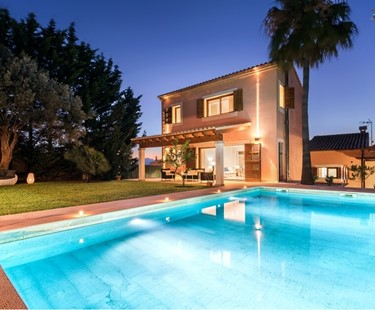 AH2743 - 5 Bed Holiday Villa in Mal Pas Bonaire|Mallorca with a Private Swimming Pool