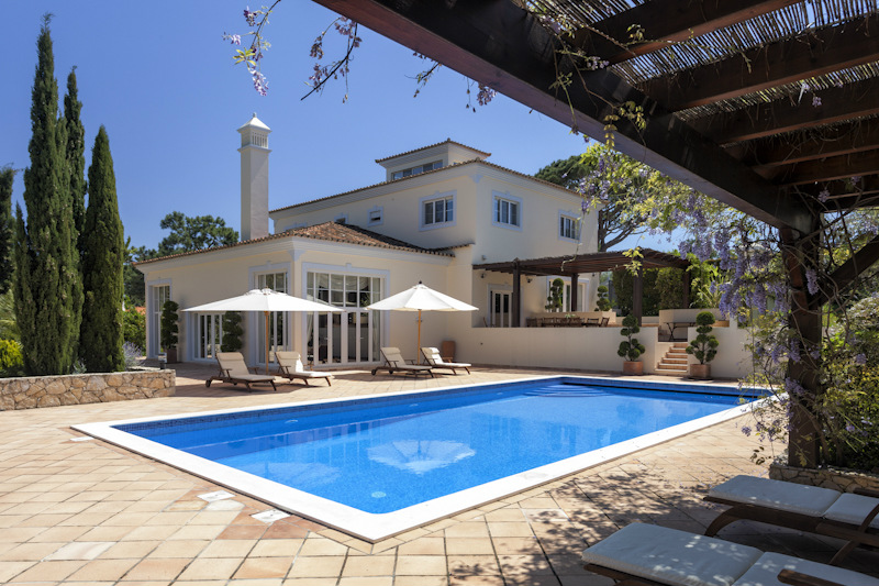 AH2657 - 5 Bed Luxury Villa In Quinta Do Lago