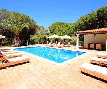 AH398 - 6 Bed Villa To Rent In Vale Do Lobo